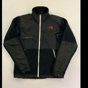 The North Face Black Long Sleeve Full Zip Fleece